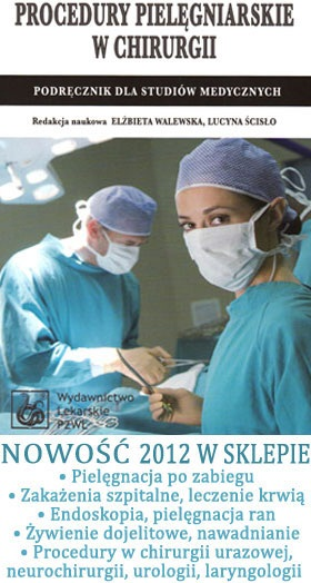 Procedury pielęgniarskie w chirurgii