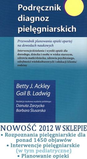 Podręcznik diagnoz pielęgniarskich