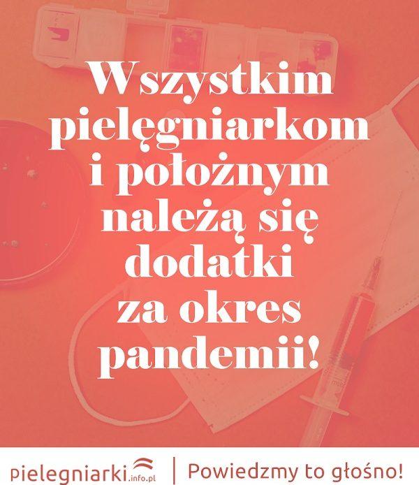 Pielęgniarki – ministerstwo w sprawie podwyżki od 1 lipca.