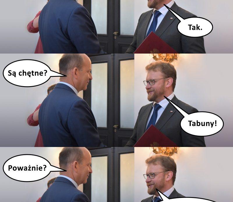 Pielęgniarski mem (3) – à propos pielęgniarek z Ukrainy…