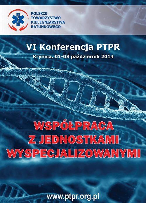 Polskie Towarzystwo Pielęgniarstwa Ratunkowego zaprasza na konferencję …..
