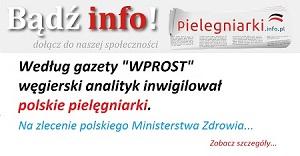 Komentarz na pielegniarki.info.pl: Brak szacunku, poniżanie, małe zarobki a teraz jeszcze inwigilacja. Co jeszcze wymyślą aby pogrążyć ten zawód?