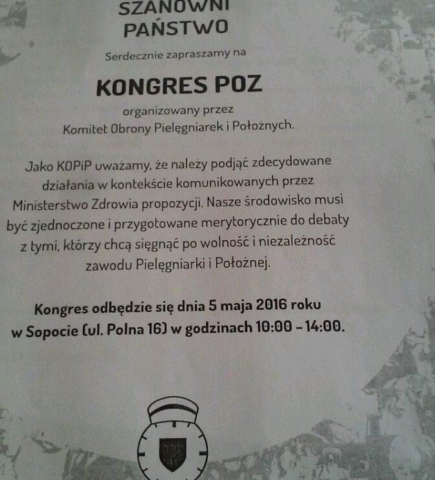 (2) TV.pielegniarki.info.pl – sejm 27 kwietnia 2016 – minister Radziwiłł wypowiada wojnę samodzielnym podmiotom, prowadzonym przez pielęgniarki i położne rodzinne.