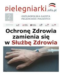 Lutowe (2019) wydanie Gazety Pielęgniarek i Położnych – pielegniarki.info.pl