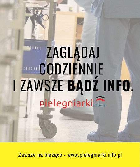 Praca dla pielęgniarek. 35 PLN na godzinę.