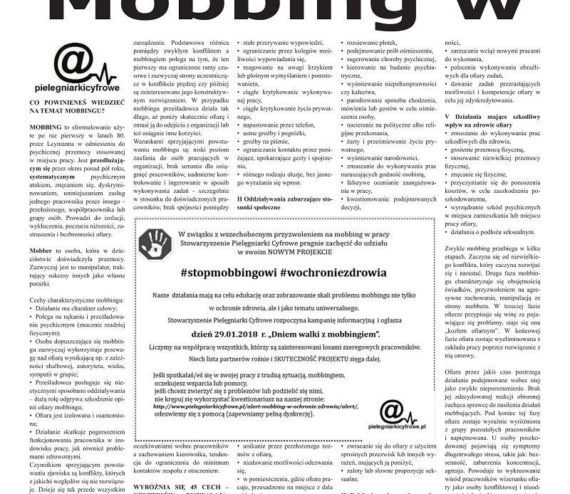 Oferta pracy dla położnych. Warunek konieczny: kurs kwalifikacyjny pielęgniarstwa rodzinnego dla położnych lub mgr położnictwa i 3 lata doświadczenia w POZ.