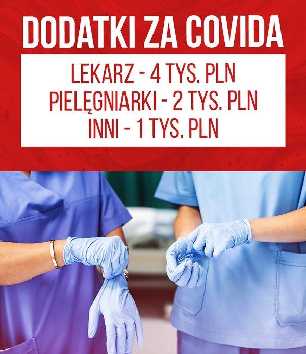 """Pielęgniarki: ministerstwo podzieliło nas na """"lepsze"""" i """"gorsze""""."""