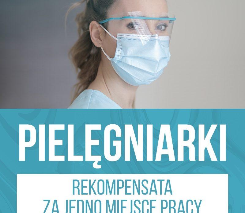 Ministerstwo oficjalnie: innych pielęgniarek nie ubezpieczymy!