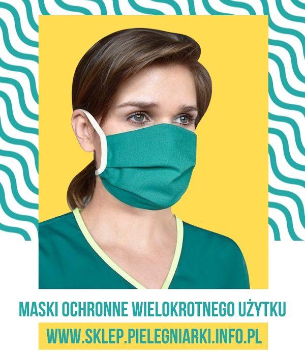 Pielęgniarki – ogłoszony przez ministra zestaw środków ochrony.