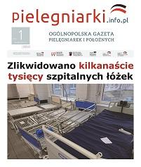 Styczniowe (2019) wydanie Gazety Pielęgniarek i Położnych – pielegniarki.info.pl