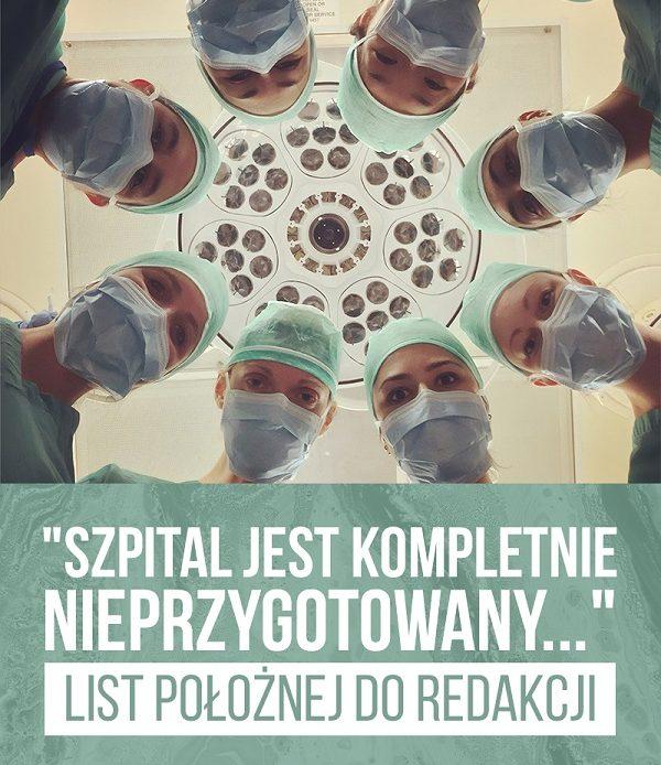 Pielęgniarki – zalecenia ŚOI – lecznictwo szpitalne.