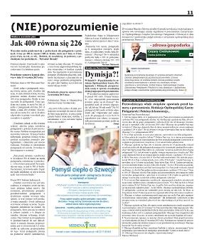 Ogólnopolska Gazeta Pielęgniarek i Położnych nr 5 – 10 pytań do Pani Przewodniczącej związków w sprawie tzw. podwyżek dla pielęgniarek i położnych