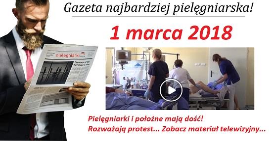 Deprecacja zawodu pielęgniarki w związkowym projekcie ustawy.