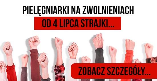 """Komentarz na pielegniarki.info.pl: """"Protest w dn. 04.07. powinien objąć jak najwięcej pielęgniarek z całego kraju a jeśli nie (teraz już pewnie za mało czasu to niech Lublin nagłośni sprawę na cały kraj by taką kolejną akcję zorganizować już o zasięgu ogólnopolskim) To po pierwsze. Po drugie nie liczcie na swój sukces w związku z L-4. Obyście kiedyś nie poniosły konsekwencji a poza tym na pewno teraz już jest nacisk na lekarzy pod groźbą kar finansowych, żeby L- 4 dla pielęgniarek ograniczyli""""."""