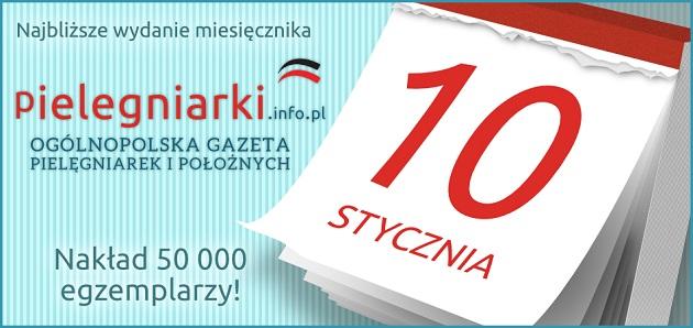 (10) Ogólnopolska Gazeta Pielęgniarek i Położnych nr 6 – Dofinansowane specjalizacje pielęgniarek i położnych w pytaniach i odpowiedziach
