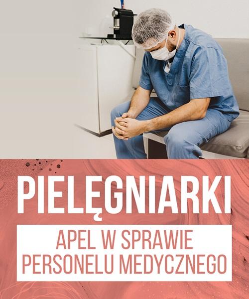Pielęgniarki – Zaraźliwość wśród personelu medycznego.