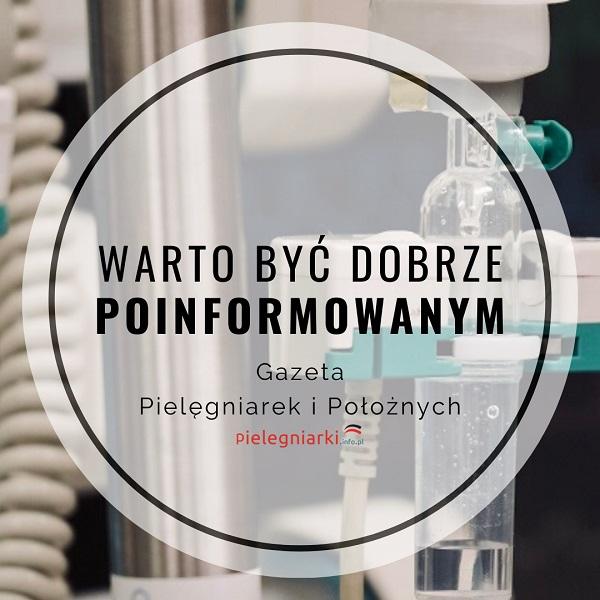 Ministerstwo: dodatek COVID dla pielęgniarki to średnio 3 tys. PLN.