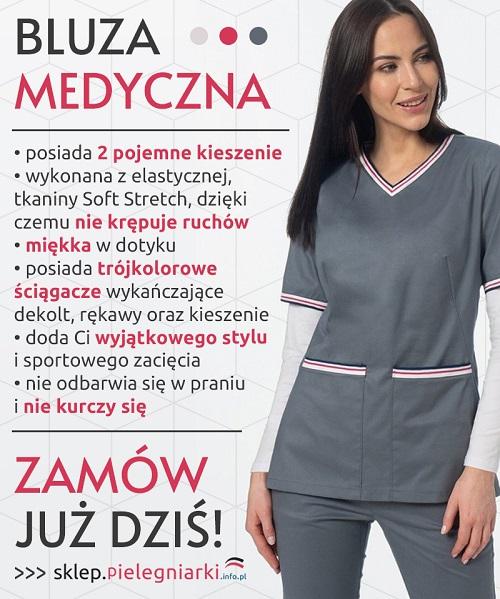 Ministerstwo zdrowia – pielęgniarka zarobi 8 347 PLN.