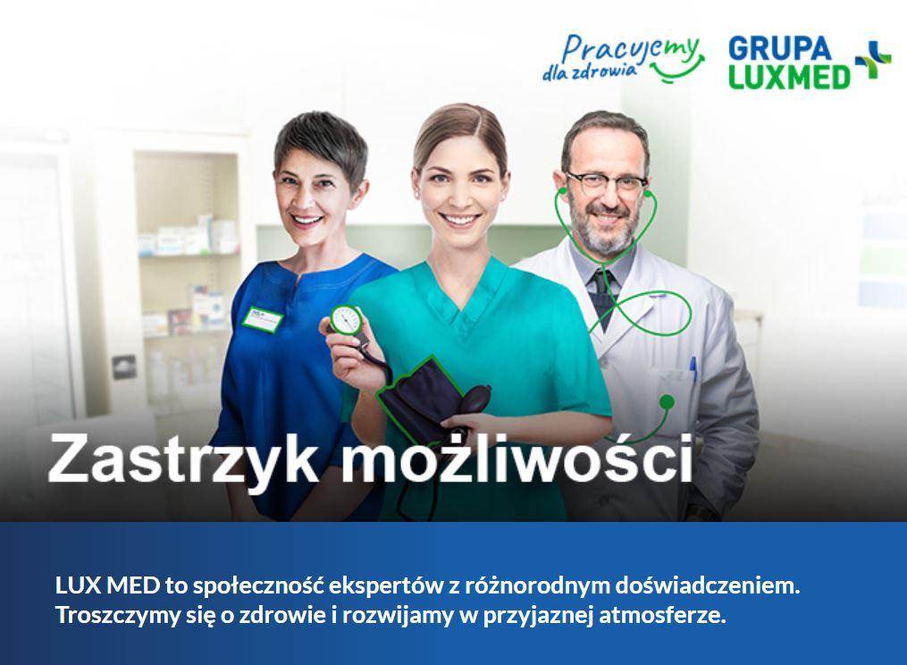Pielęgniarka/Pielęgniarz – Kraków