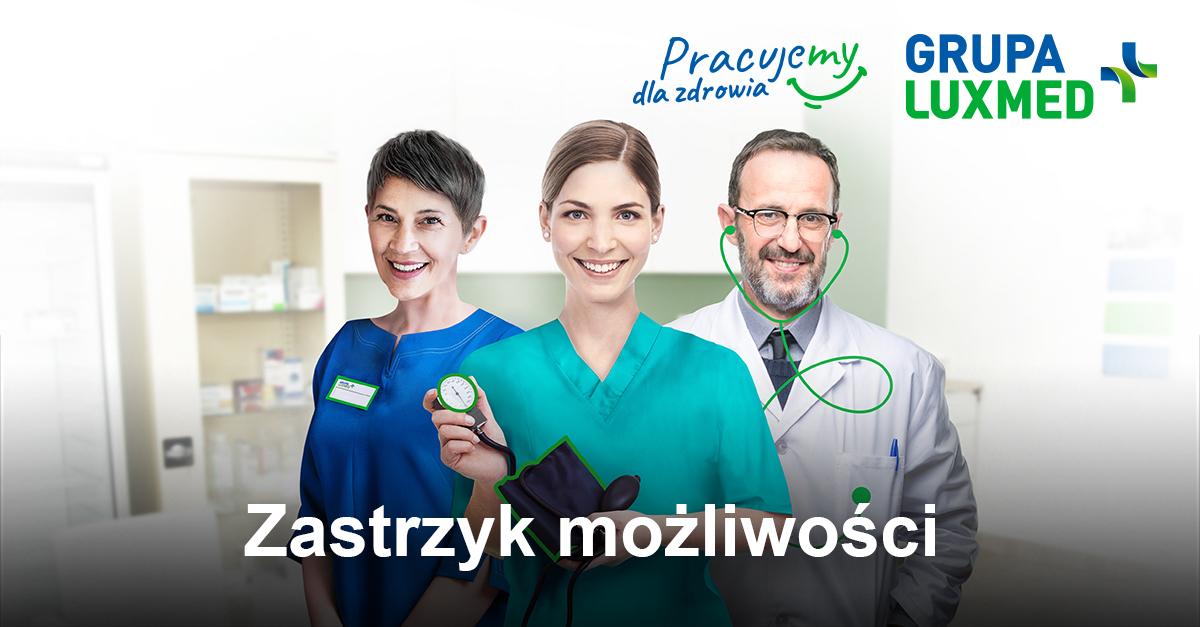 Pielęgniarka/Pielęgniarz – Warszawa